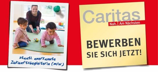 Caritas jetzt Bewerben